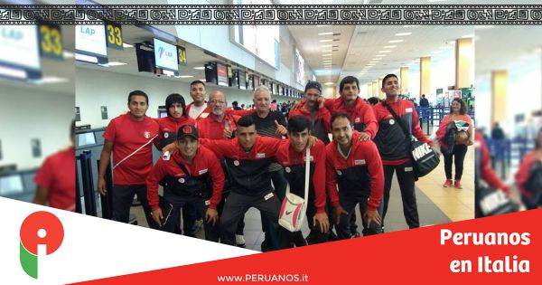 Perú en la Dream world Cup 2 - Peruanos en Italia