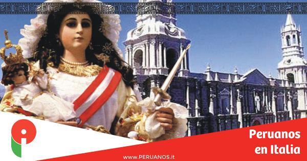 ROMA: fiesta patronal Virgen de Chapi - Peruanos en Italia