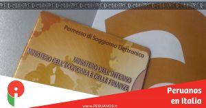 Roma, Conversatorio sobre permiso de estadía - Peruanos en Italia
